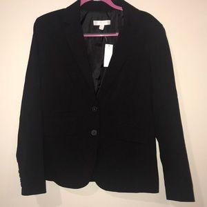 NY&CO black stretch black blazer, NWT sz 14.